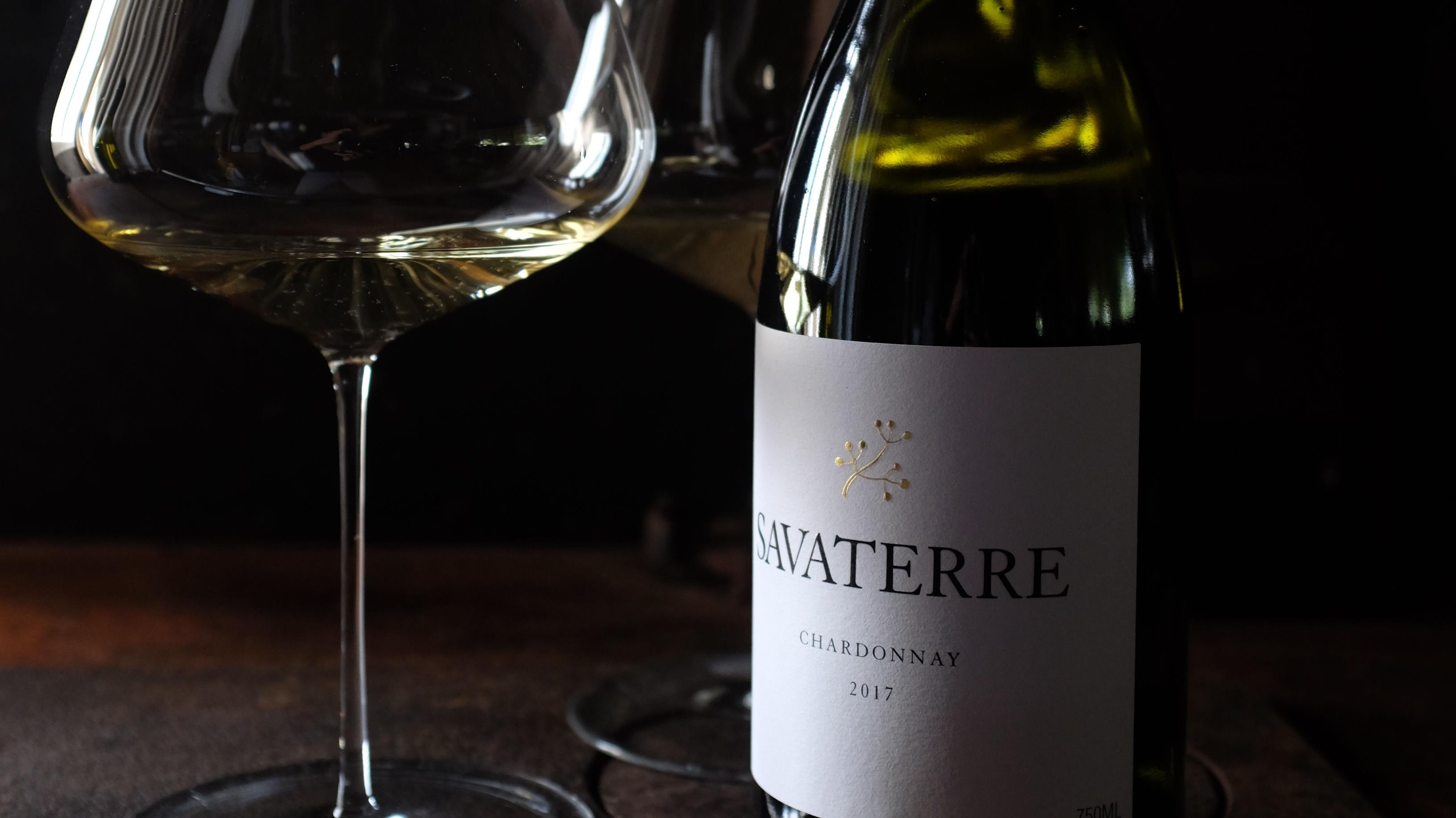 Savaterre 2017 Chardonnay - 97 Points