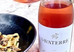 Savaterre 'Bon Vivant' Rosé