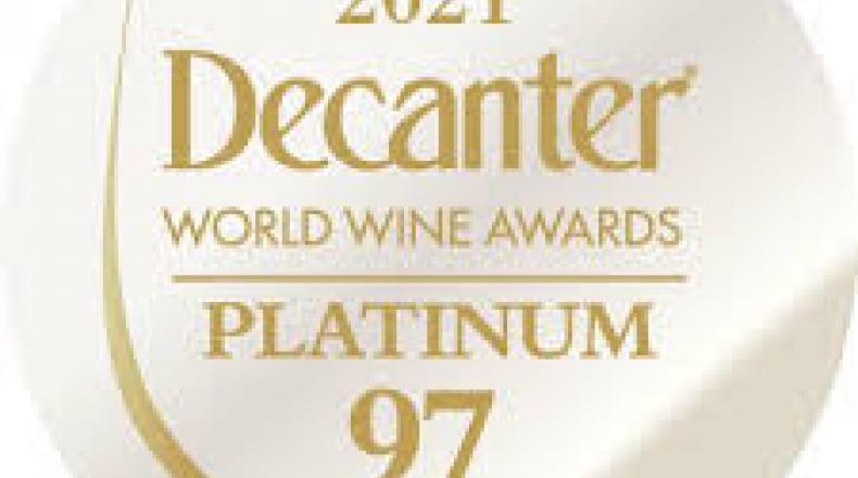 Decanter's World Wine Awards 2021
